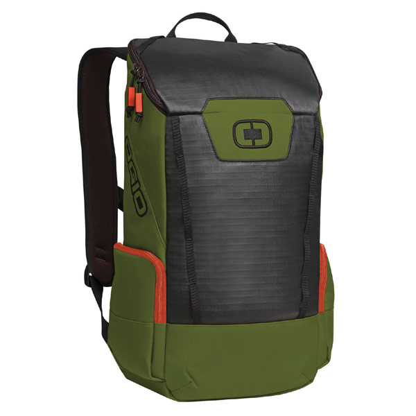 Ogio Clutch Motorcycle Backpack Green
