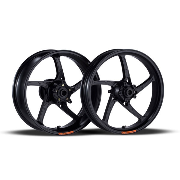OZ Motorbike Piega Forged Aluminium Wheel Set 11-15 GSXR 600/750