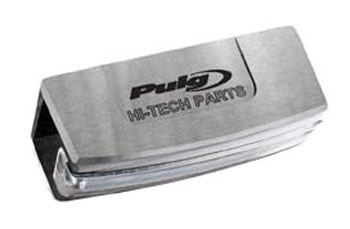 Puig License Plate Light Aluminium