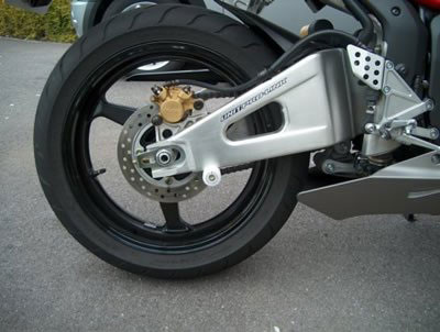 R&G Racing Swingarm Spools