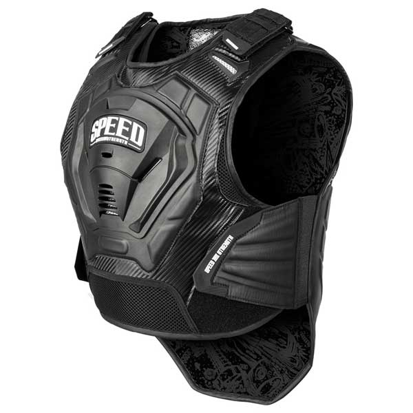 Speed And Strength Lunatic Fringe Protective Vest