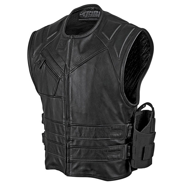 Speed And Strenght Quick and the Dead Leather Vest