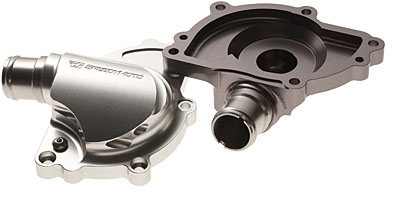 Ducati SpeedyMoto Water Pump Housings