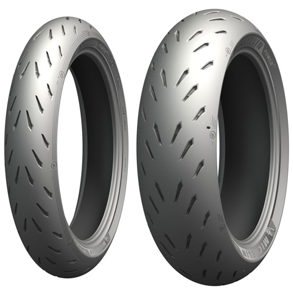 Michelin Power RS Dual Compound Front And Rear Tire Set