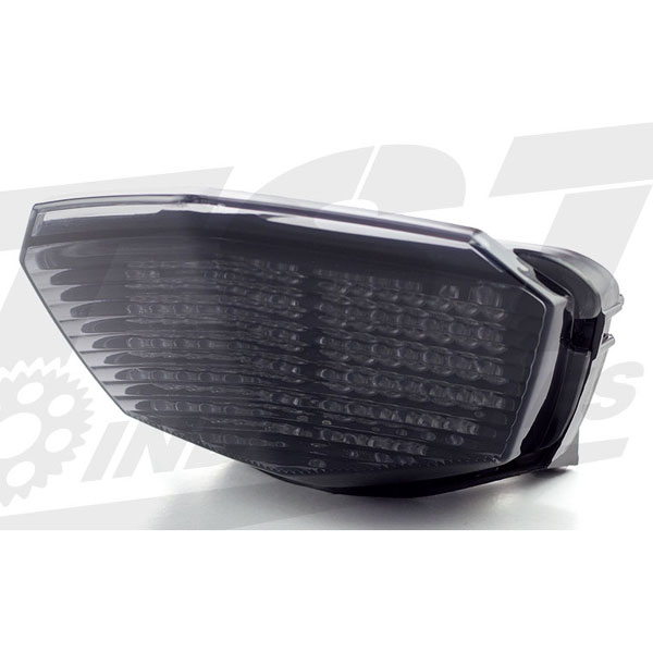 08-12 Kawasaki Ninja 250R TST Industries Integrated Tail Light