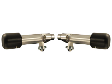 06-09 Aprilia Tuono Woodcraft Frame Slider Kit and Pucks