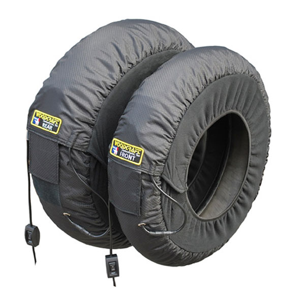 Woodcraft Dual Temp Gen III Tire Warmers