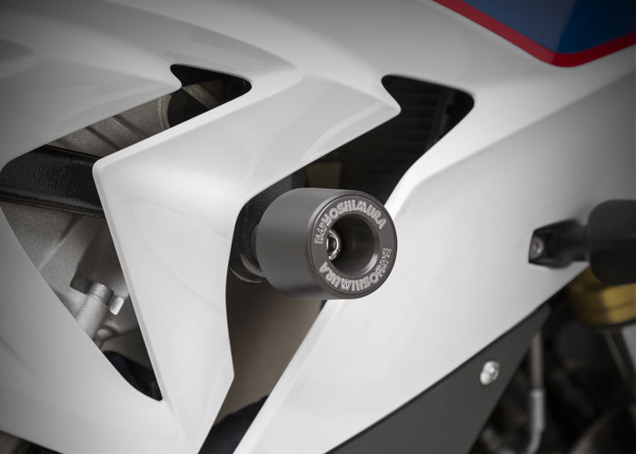 10-17 BMW S1000RR Yoshimura Works Edition Frame Sliders