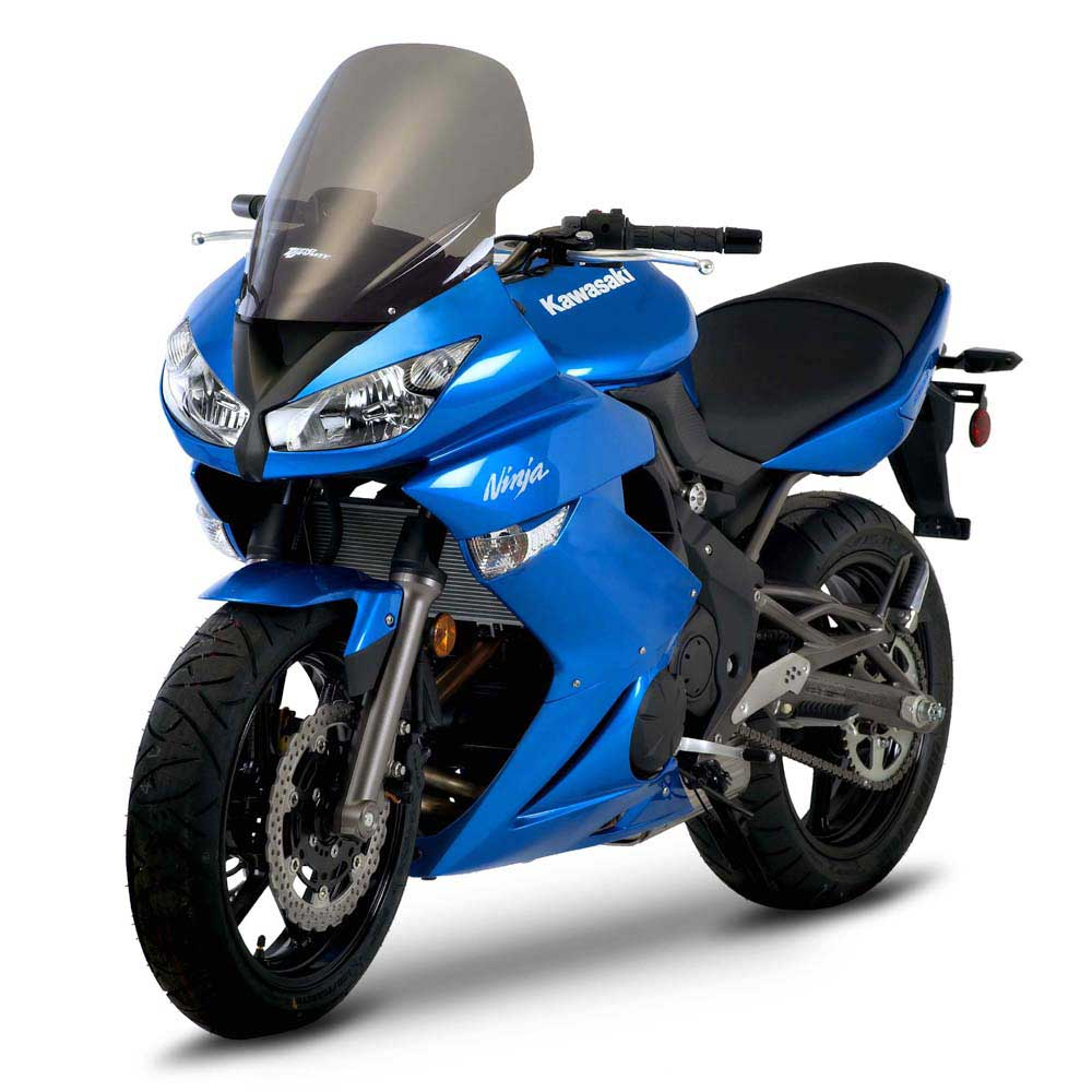 Zero Gravity Sport Touring Windscreen For Kawasaki Bayside Two Brothers Ninja 650 M 2 Silver Series 1 Full Exhaust System 2012 16 Carbon Fiber Canister