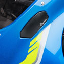 2017 Suzuki GSXR1000 Lightech Mirror Block Off Plates