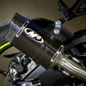 2017 GSXR1000 M4 Slip-On Exhaust W/Carbon Muffler