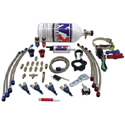 Nitrous Express 4 Cylinder Piranha Kit for Carbureted Bikes