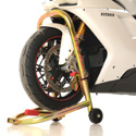 Pitbull Ducati Hybrid Dual Lift Front Stand w/ Removable Handle