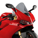 Ducati 959/1299 Puig Z-Racing Double Bubble Windscreens