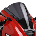 09-12 Triumph Daytona 675 Puig Z-Racing Double Bubble Windscreen
