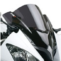 08-16 Yamaha YZF R6 Puig Z-Racing Double Bubble Windscreen
