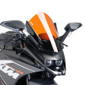 KTM RC390 Puig Z-Racing Double Bubble Windscreens