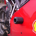 02-04 Ducati 998 R&G Cut Frame Sliders (Classic Style)
