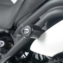 11-17 Triumph Speed Triple R&G No Cut Frame Sliders (Aero Style)