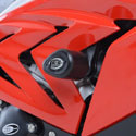 15-16 BMW S1000RR R&G No Cut Frame Sliders (Aero Style)