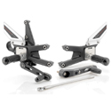 Rizoma EVO Annodized Adjustable Sportbike Rearsets