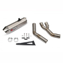 15-19 YZF-R1 Scorpion Serket Superstock Titanium De-Cat System