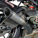 10-14 BMW S1000RR SC-Project S1 Silencer