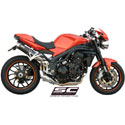 07-10 Speed Triple 1050 SC-Project Dual GP-EVO Silencers