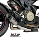 Ducati Panigale 1199/S/R SC-Project Collector w/S1 Silencer