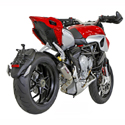 13-18 MV Agusta Rivale 800 SC-Project De-Cat CR-T Silencer
