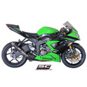 13-16 Kawasaki ZX6R SC-Project GP M2 Silencer