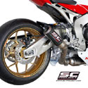 14-16 Honda CBR1000RR/SP SC-Project CR-T Silencer