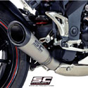 11-15 Speed Triple 1050 SC-Project S1 Silencer