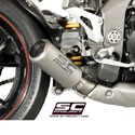 16-17 Speed Triple 1050 S/R SC-Project CR-T Silencer