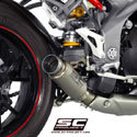16-17 Speed Triple 1050 S/R SC-Project GP70-R Silencer