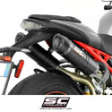 16-17 Speed Triple 1050 S/R SC-Project Dual GP-Tech Silencers