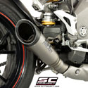 16-17 Speed Triple 1050 S/R SC-Project S1 Silencer