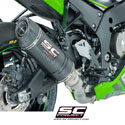 16-17 Kawasaki ZX10R SC-Project Oval Silencer