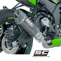16-17 Kawasaki ZX10R SC-Project Oval Racing Silencer