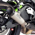 16-17 Kawasaki ZX10R SC-Project S1 Silencer for Stock Cat