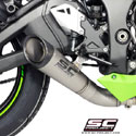 16-17 Kawasaki ZX10R SC-Project Low Position S1 Silencer