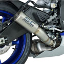 17-18 Yamaha YZF-R6 SC-Project High Position CR-T Silencer