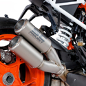 17-18 KTM 1290 Super Duke R SC-Project Twin CR-T Silencer