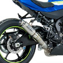 2017 Suzuki GSXR 1000 SC-Project GP70-R Slip-On Titanium