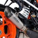 17-18 KTM 1290 Super Duke R SC-Project S1 Silencer