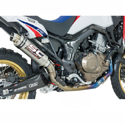 16-18 CRF1000 Africa Twin SC-Project GP65 Titanium Full System