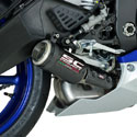 17-18 Yamaha YZF-R6 SC-Project Low Position CR-T Silencer