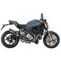 17-18 Ducati Monster 1200 S SC-Project Oval Silencer