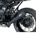 14-18 BMW R NineT SC-Project Conic '70s Silencer Black Edition