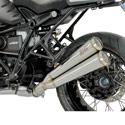 14-18 BMW R NineT SC-Project Twin Conic '70s Silencers